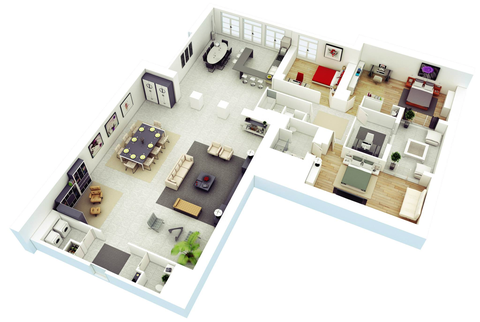 Software per interior design