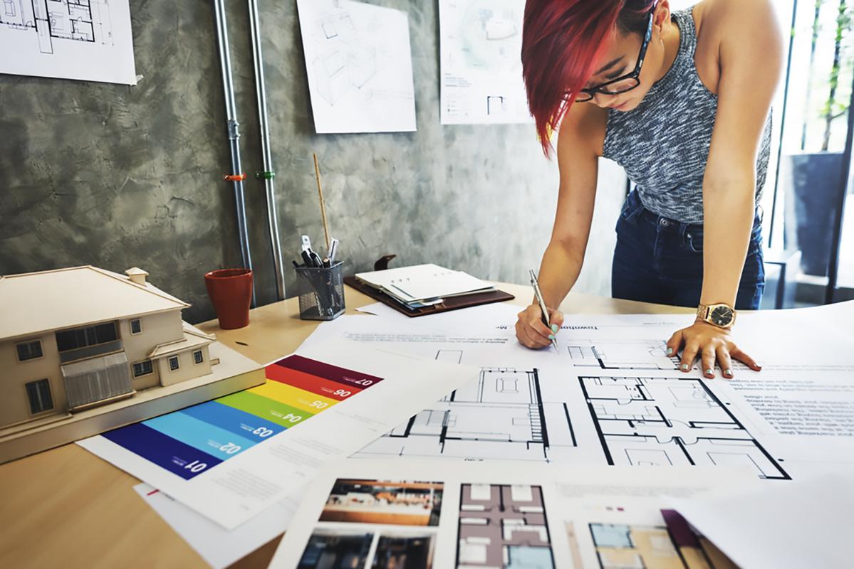 stipendio interior designer